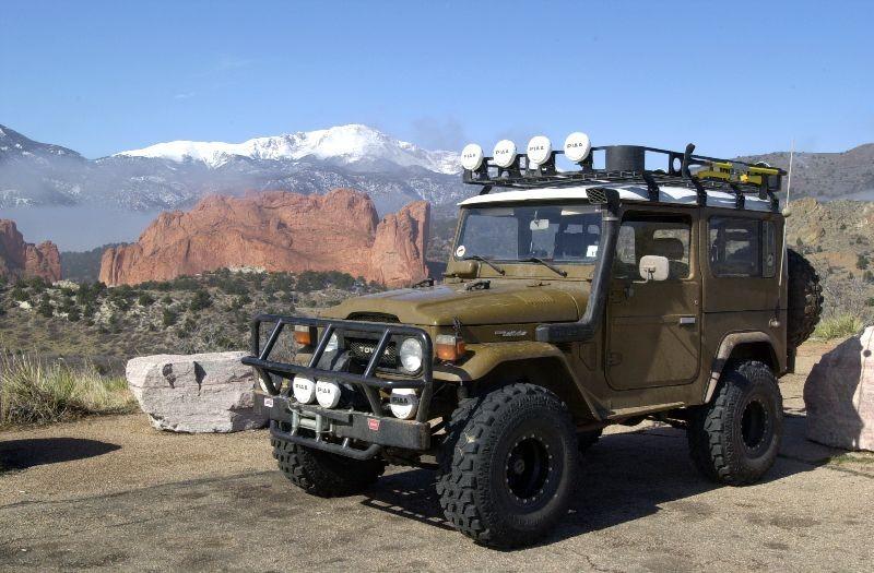 改装很酷的越野 吉普车   jeep改装越野汽车; 国产 2020吉普